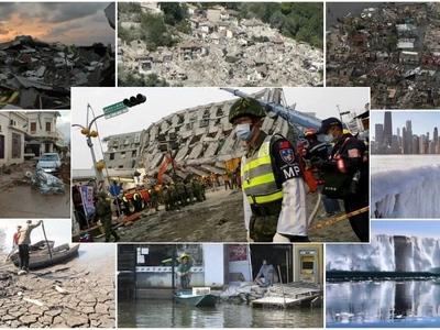 Los 10 peores desastres naturales de 2016