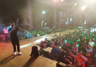 All photos from Rick Ross concert which restored Kenyans' faith in him
