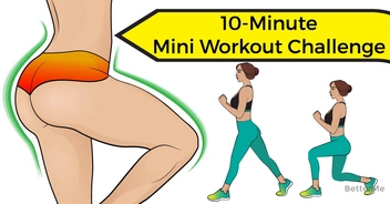 This science-backed 10-minute workout will rev up your metabolism