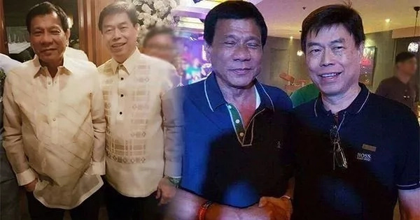Kerwin Espinosa, Peter Lim free of charges