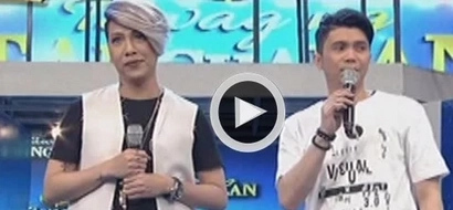 Vice, Vhong spill out #hugots during Showtime; WATCH how Vhong told Vice not to be choosy!
