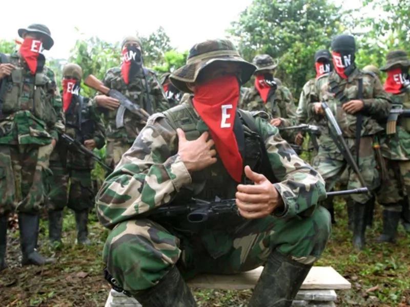 Niños del ELN en Combate con las Fuerzas Militares