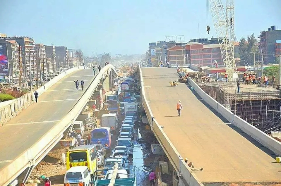Delight in Eastlands as Kenya's 'most beautiful road' is opened (Photos)
