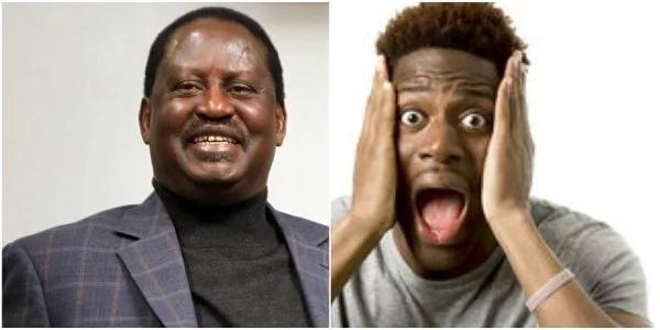 """Raila akimbia """"NYUMBANI"""" siku moja baada ya kuaibishwa vibaya Nyeri"""