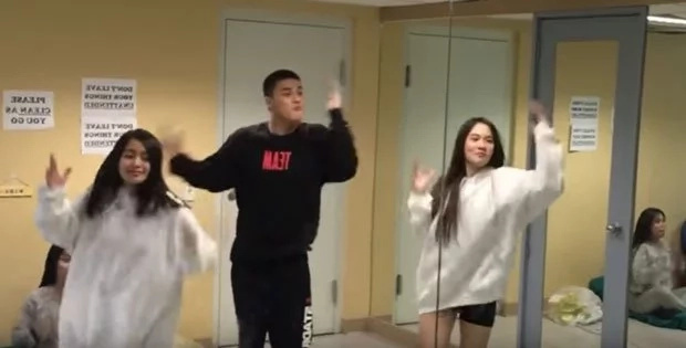 """Ronnie Alonte's dance moves to popular """"Hayaan Mo Sila"""" may thwart other dance contenders"""
