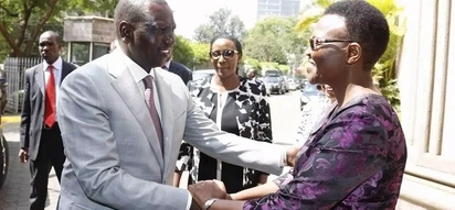 You don't have to work until you collapse - DP Ruto tells elderly leaders