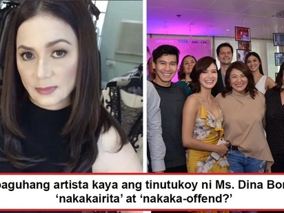 Nakakairita at nakaka-offend daw sila! Dina Bonnevie breaks silence on rampant attitude problems of many newbie actors and actresses