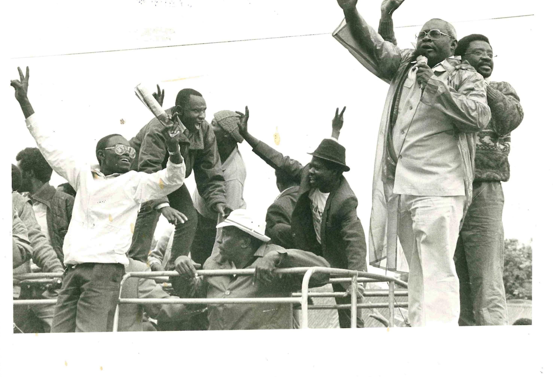 Is Saba Saba day forgotten in Kenya?