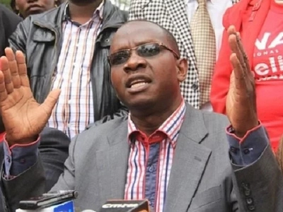 The man at the center of Uhuru's 2013 victory speaks after joining Raila