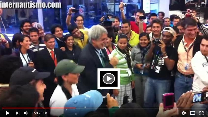 El peor alcalde de Colombia… Y no sabe bailar