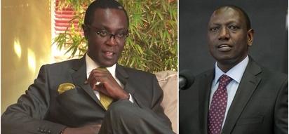 Mutahi Ngunyi amshauri Naibu Rais William Ruto kuhusu analohitaji kushinda Urais 2022