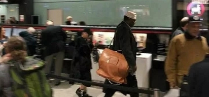 Miguna Miguna leaves Dubai for Canada