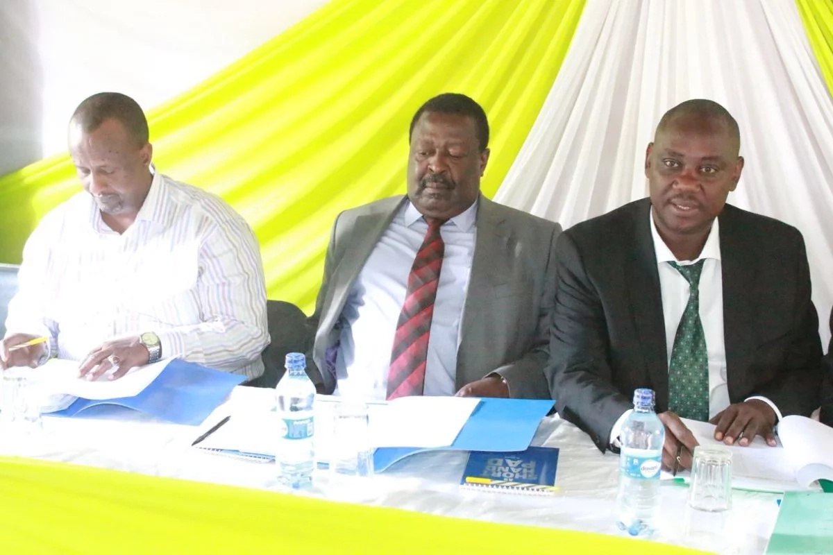 Do not accept the Senate Minority position - Musyoka to Orengo