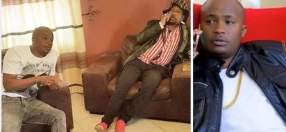 More trouble for Steve Mbogo as Jaguar 'exposes' him