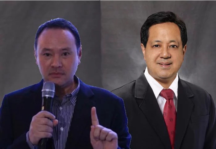 Gibo Teodoro and Peter Laurel say no to Duterte