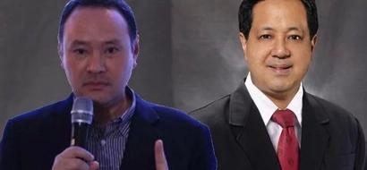 Gibo Teodoro and Peter Laurel say no to Duterte