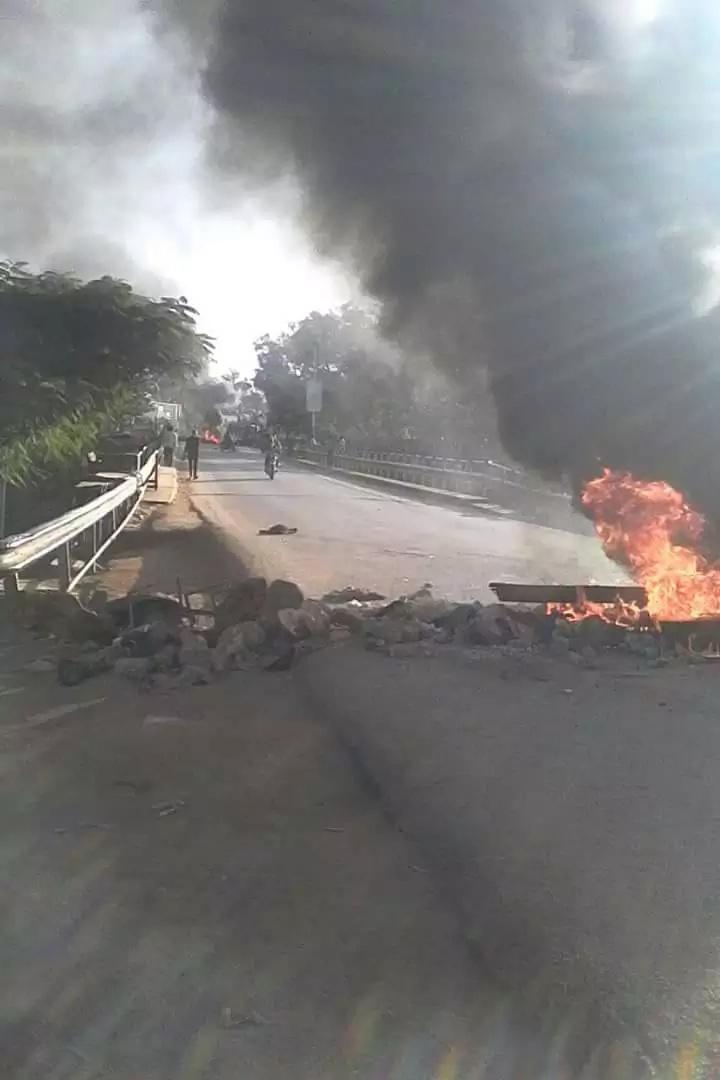 Anti-IEBC protests rock parts of Kenya