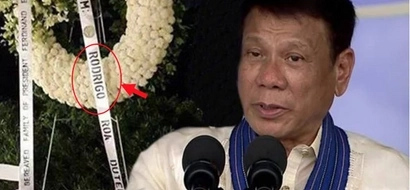 Wala siyang alam? Clueless Duterte admits he knew nothing about the Marcos burial