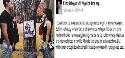 Pastillas Girl gets back together with ex-boyfriend Enzo Gallegos who cheated on her in the past