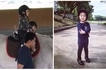 Too adorable to watch! Scarlet Snow Belo goes horseback riding for the first time