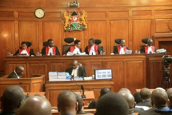 Supreme Court upholds President Uhuru's win in repeat election