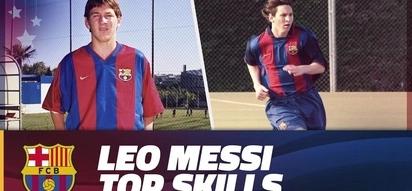 Lionel Messi asherehekea miaka miwili ya mwanawe kwa ujumbe mtamu (picha)