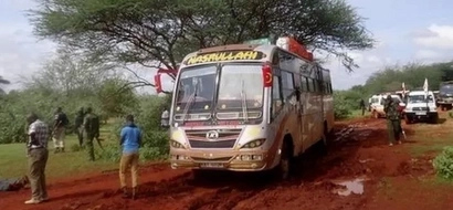 Police release four names of Mandera bus attack suspects