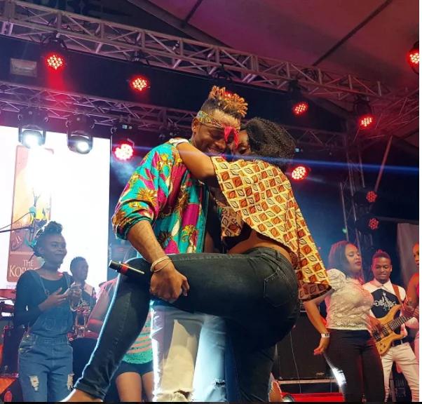 Picha tatanishi kutoka tamasha la KOROGA lililofanyika jijini Nairobi lililoongozwa na Diamond Platinumz