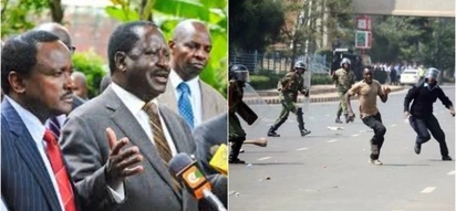TROUBLE for CORD leader as Wiper party members cause chaos