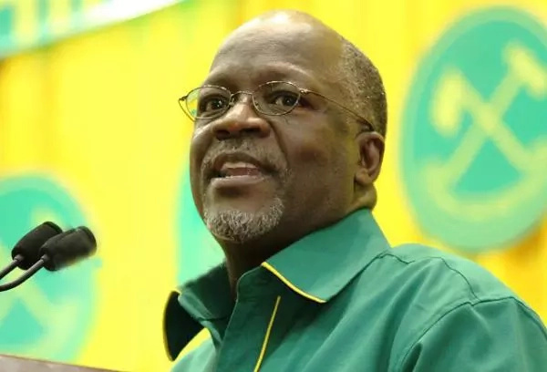 Magufuli gives police officers permission to arrest his wife but the reason is extremely laughable