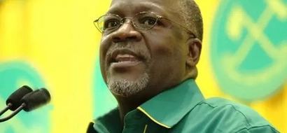 Tanzanian minister goes to work drunk; see what President Magufuli did