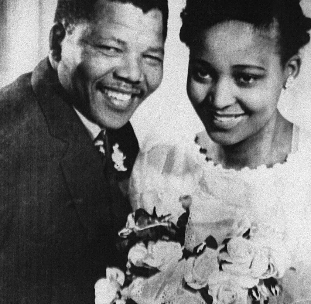Winnie Mandela hospitalised