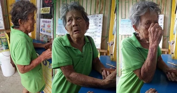 Grandmother hopes to win Lotto to survive