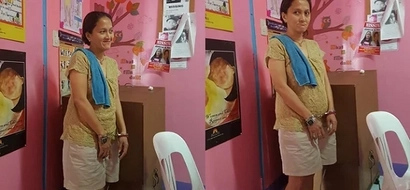 Furious mother shares story of how a woman attempted to kidnap her child during Sunday mass in Baclaran