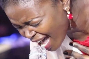 Gospel sensation Eunice Njeri shocks many with a DIVORCE hours after wedding