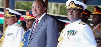 PHOTOS: Here Is How Uhuru Presided Over KDF's Passing-Out In Eldoret