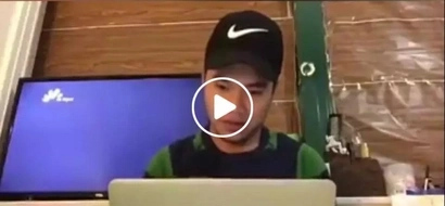 Find out what 'hahahaha' in text means from this viral hugot video