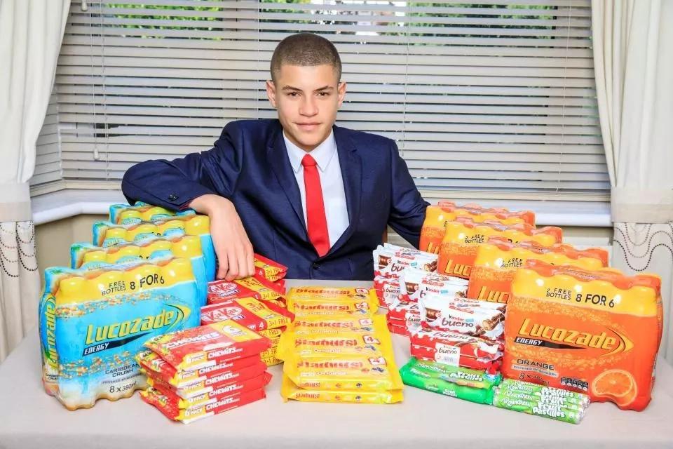 Teenage wheeler-dealer! Boy, 15, builds Ksh8million-a-year tuck shop empire from school's boys' toilets