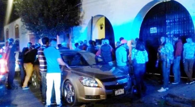 Más de 100 niños se emborracharon en una fiesta