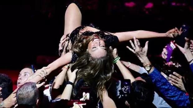 Thalía, Tenemos que hablar sobre tu efecto Latina Tour