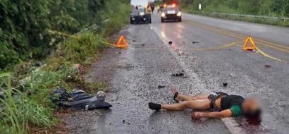 Por salvar su gorra, encontró una trágica muerte