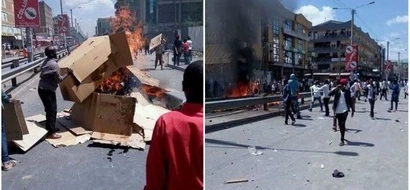 NOT AGAIN! Nairobi Senator Mike Sonko blamed for Eastleigh CHAOS