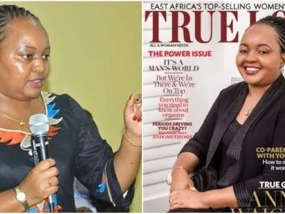Gavana Waiguru ashambuliwa baada ya kuangaziwa kwenye jarida la 'True Love'