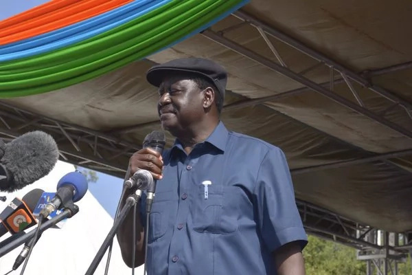 Raila Odinga sends condolences after Munich attack