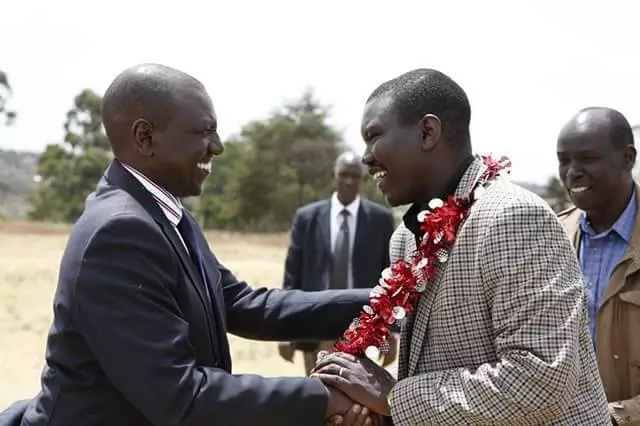 Close ally of DP Ruto accuses him of plotting to remove him from governor seat