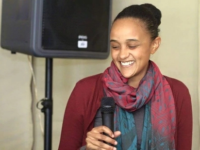 Lanes! Uhuru's daughter stuns after stepping out with handbag worth your rent for 1 year (Photo)
