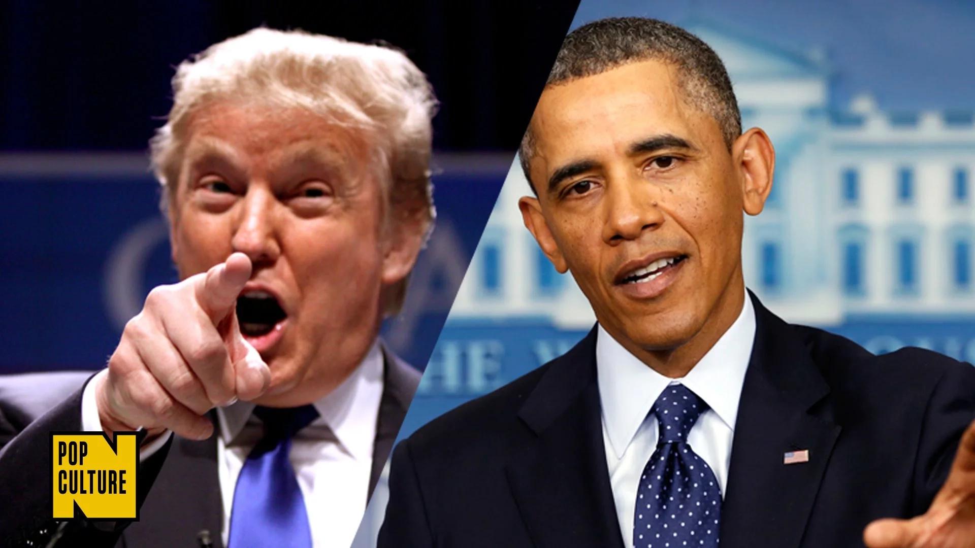 """Obama habla contra Trump : """"no está listo para la presidencia"""""""