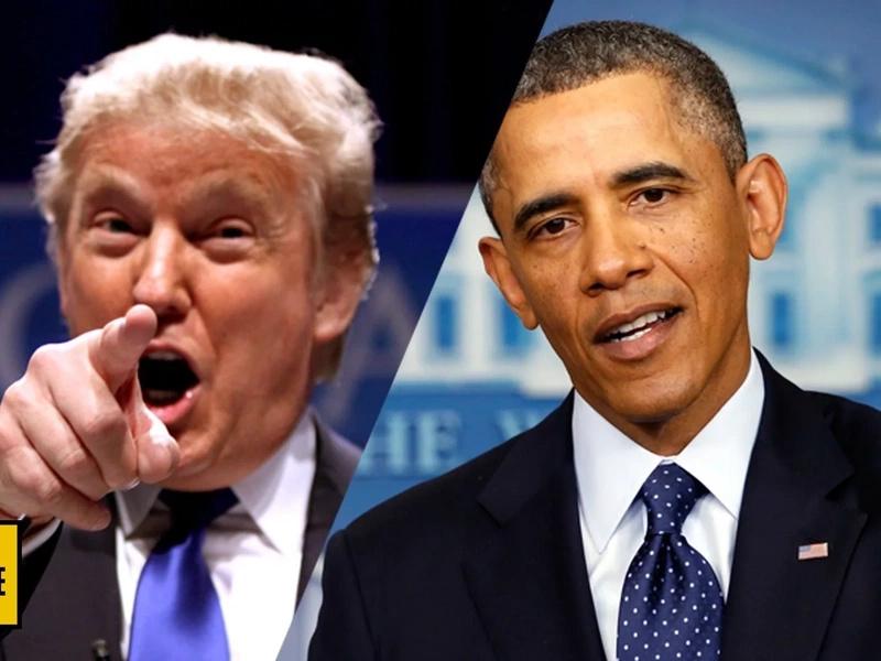 """Obama arremete contra Trump pues """"no está listo para la presidencia"""""""