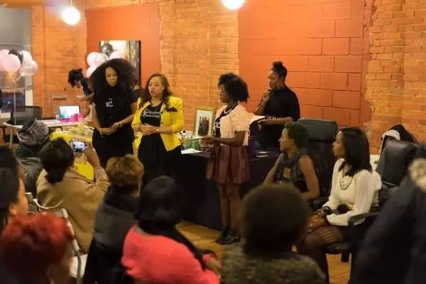 These young black women out to help other women thrive in business (photos)