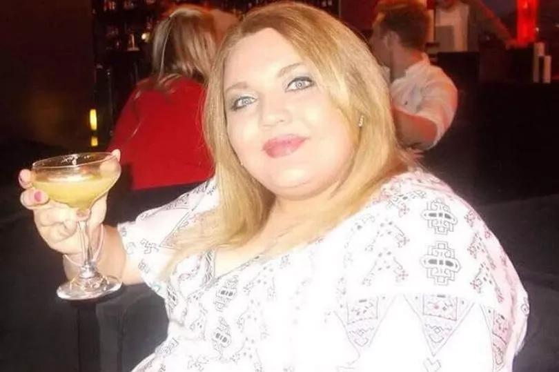 Maureen was overweight just 17 months ago. Photo: Belfast Live